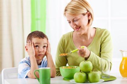 Consecuencias en un hijo 'mal comedor'