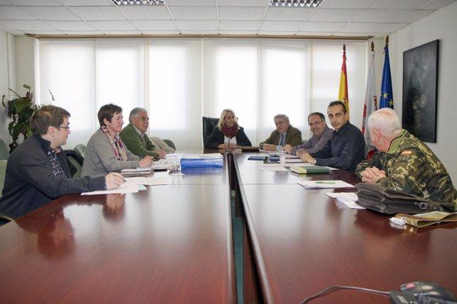 Reunión comisión