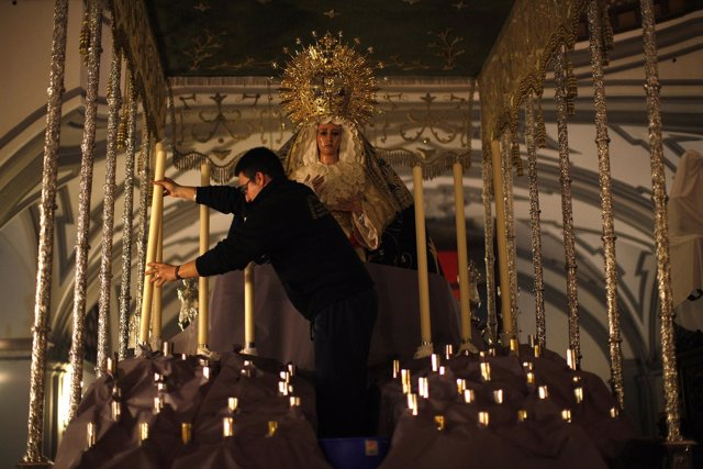 Semana Santa, procesión