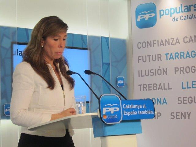 Alícia Sánchez Camacho (PP)