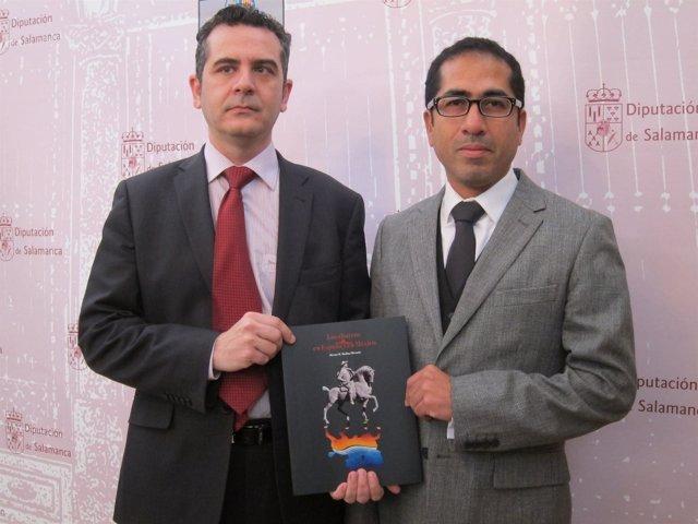 Presentación del libro 'Los charros en España y en México'