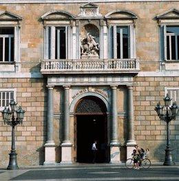Palau / Palacio De La Generalitat De Catalunya