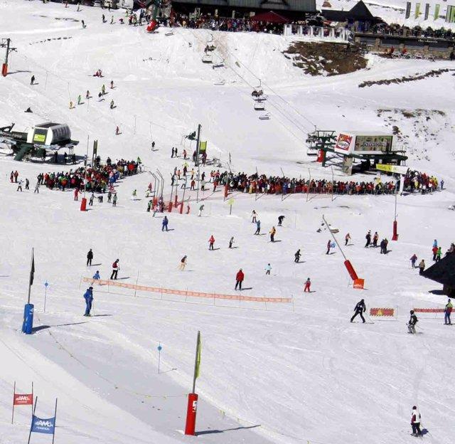 Estación De Esquí Aramón Formigal