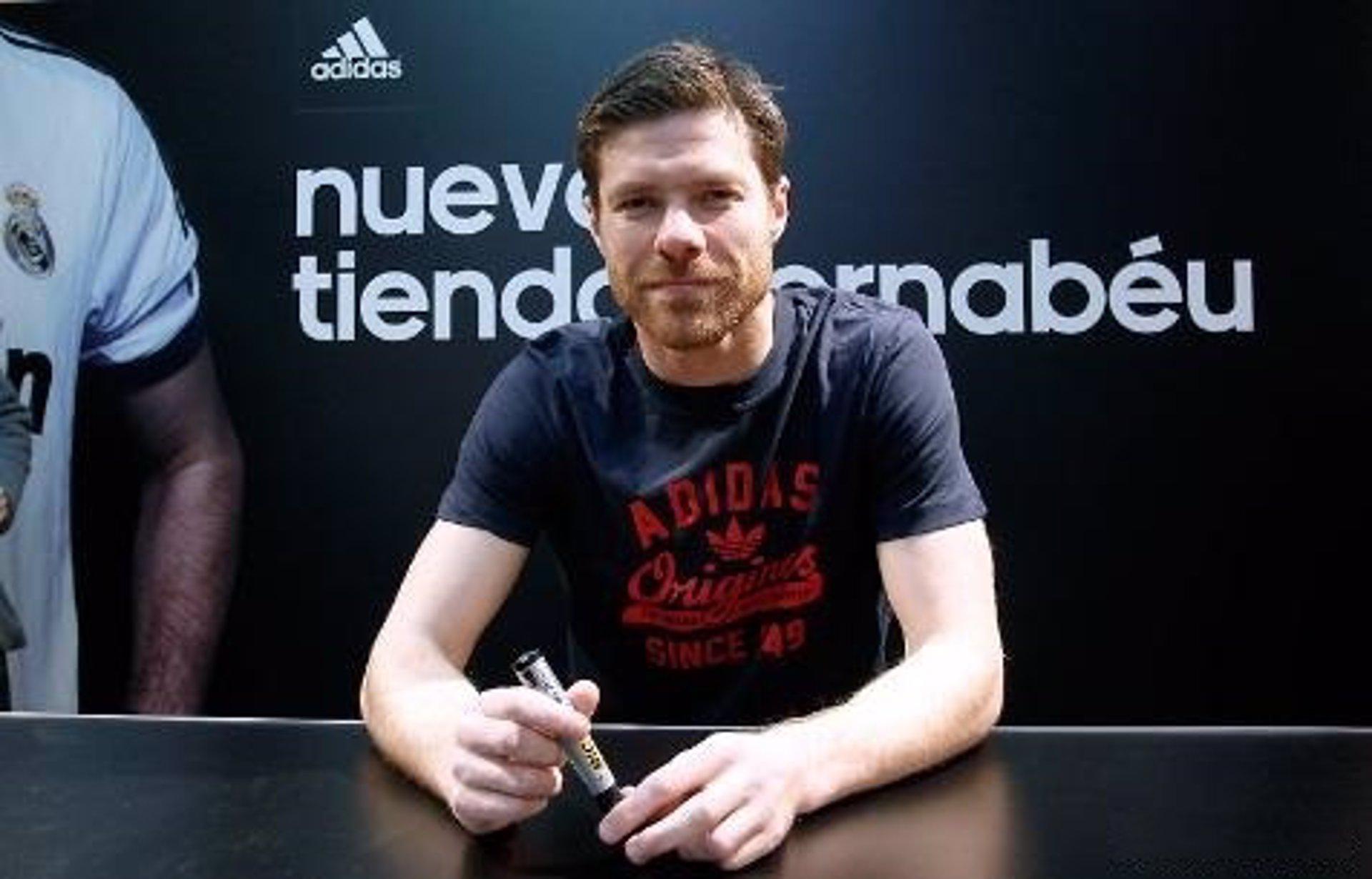"""Xabi Alonso: """"Todos los madridistas tenemos muchas ganas de la 'Champions'"""""""
