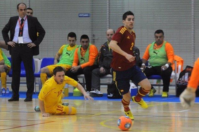 España se estrena en el Preeuropeo con goleada (5-1) ante Macedonia