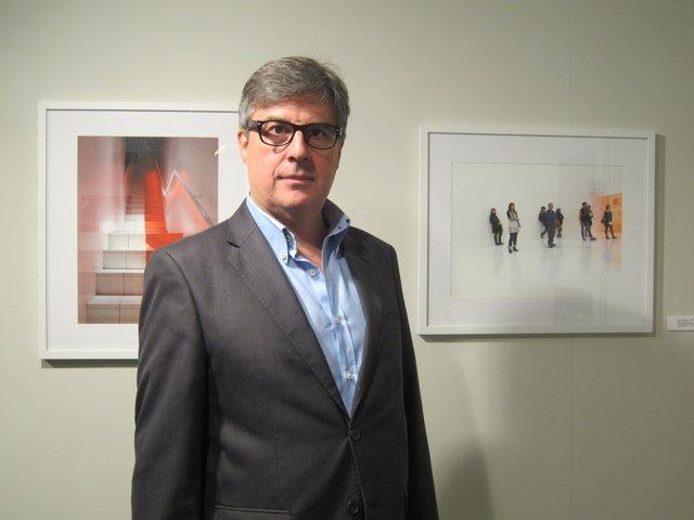Albert Gran, presidente del Gremi de Galeries d'Art de Catalunya