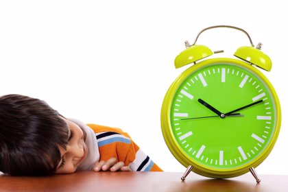 Recupera la rutina de los niños tras el verano