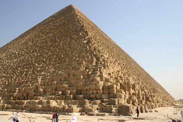 pirámide, egipto