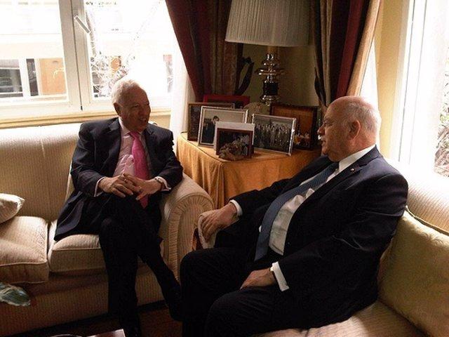 García-Margallo e Insulza