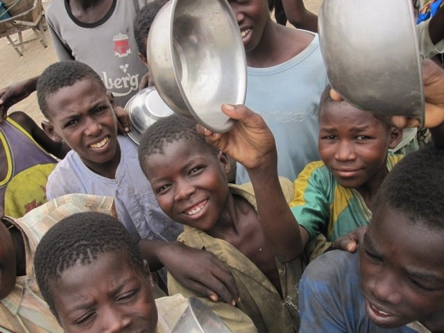 Nutricion Infantil En Africa