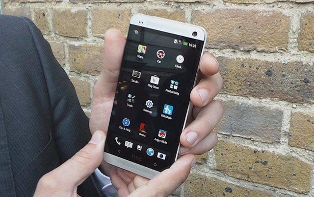 Nuevo smartphone HTC One