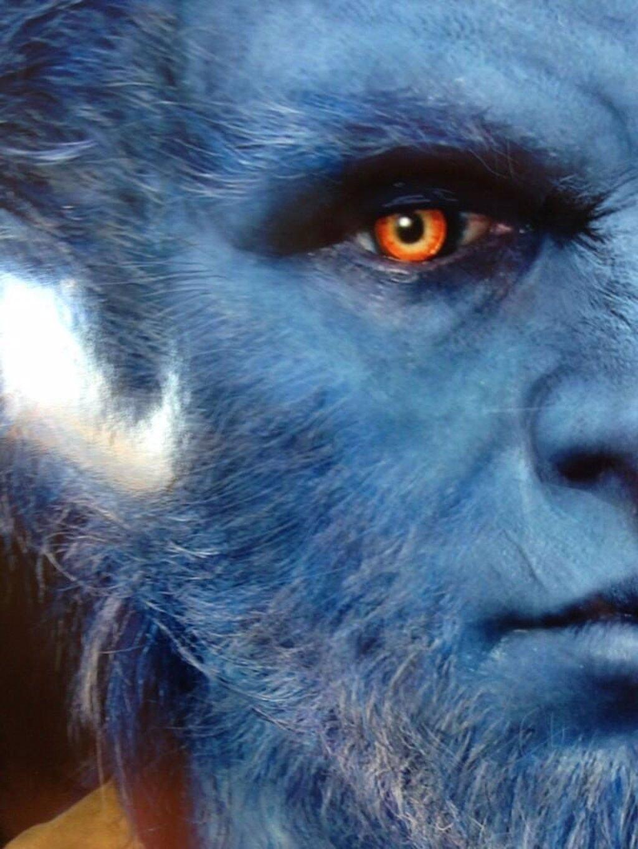 Primera imagen de Bestia en 'X-Men: Days of Future Past'