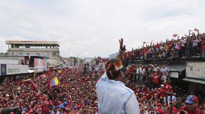 Maduro se burla de Capriles a ritmo de rap