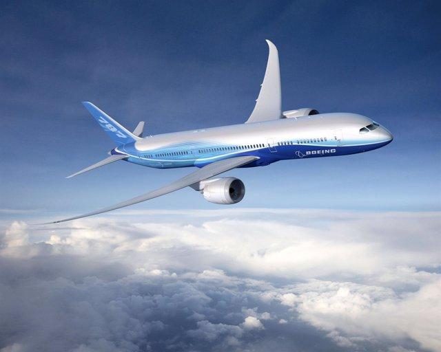 787-9 Boeing 'Dreamliner'