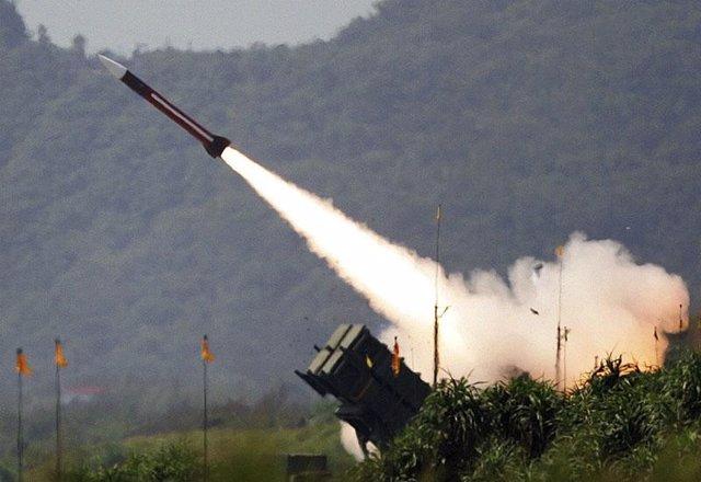 Sistema de misiles estadounidense Patriot