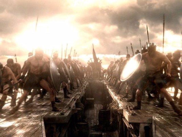 Primer vistazo a la secuela de 300, 'El origen de un imperio'
