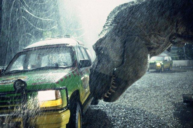 Jurassic Park, Parque Jurásico