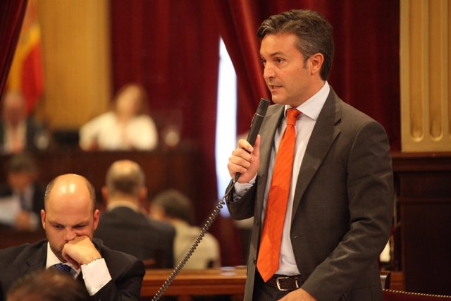 Diputado del PP, Francisco Mercadal