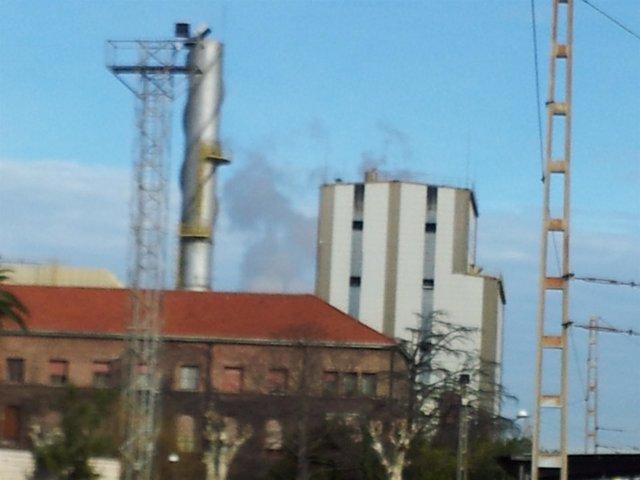 Industria, Contaminación, Atmósfera
