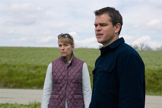 Matt Damon en Tierra Prometida