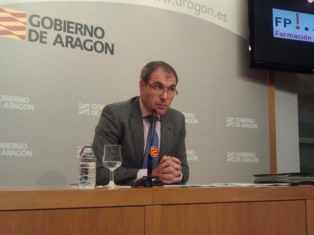 El director general de Ordenación Académica, Marco A. Rando