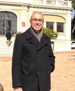 El candidato a rector de la UPF, Jaume Casals