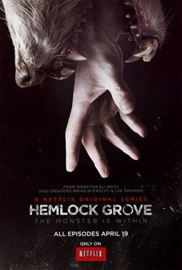 Hemlock Grove, nueva serie de Netflix