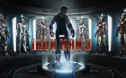 Estreno en Abril de Iron Man 3