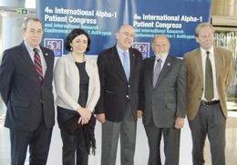 IV Congreso Mundial de Asociaciones de Pacientes Alfa-1