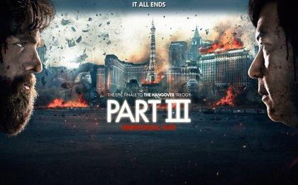 """The Hangover 3: La última """"resaca"""" de Todd Phillips en Las Vegas"""