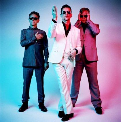 Ya puedes ver el primer concierto de Depeche Mode tras la publicación de 'Delta Machine'