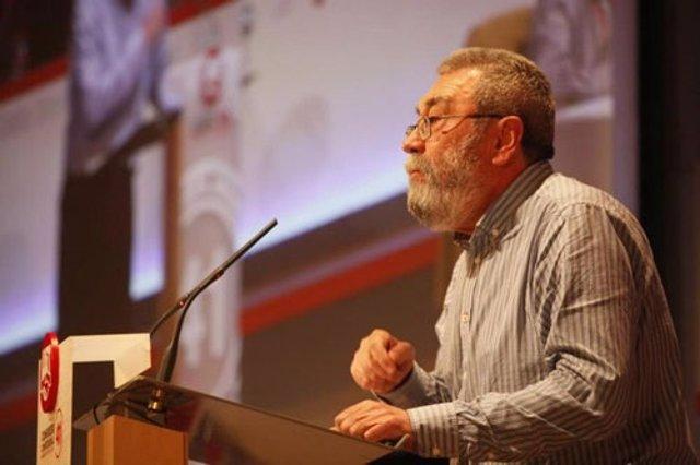 Cándido Méndez, reelegido secretario general de UGT