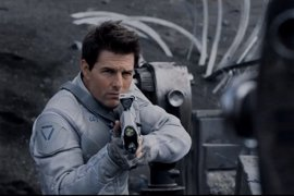 Tom Cruise lidera la taquilla española con 'Oblivion'