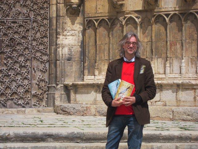 El periodista catalán Víctor M.Amela