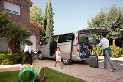 Nuevo Ford Tourneo Custom: el maxivolumen de hasta 9 plazas