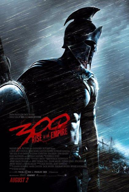 Ya puedes ver el póster de '300: El Origen del Imperio'