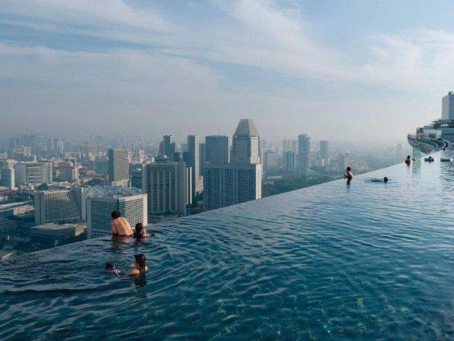 Las piscinas m s originales del mundo se encuentran en - Piscinas en mallorca ...
