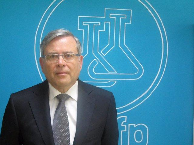 Imagen de archivo del reelegido presidente de Anefp, Jordi Ramentol