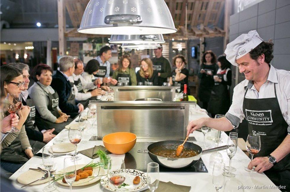 Escuelas de cocina el plan de moda for Escuela de cocina