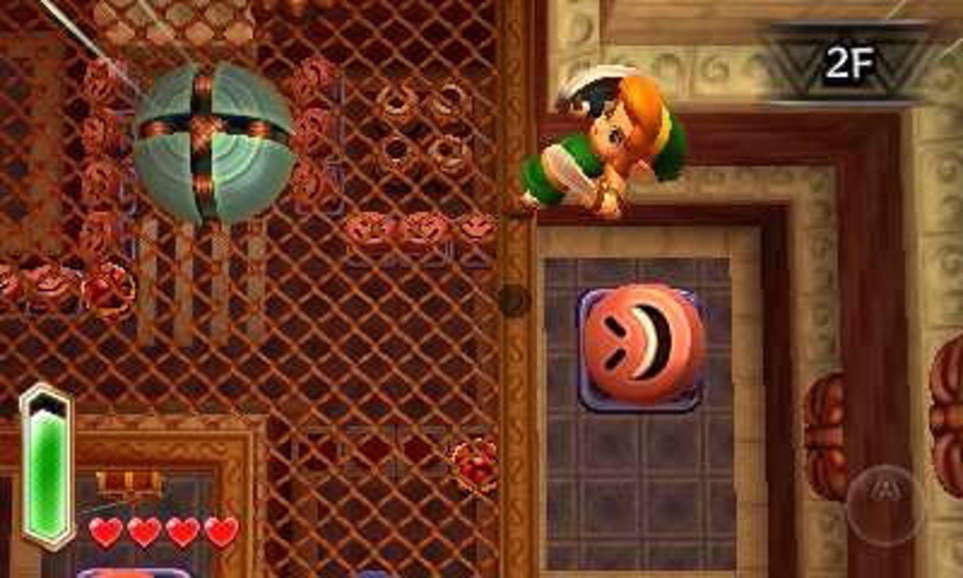 Zelda Vuelve A Nintendo 3ds Con Un Juego Ambientado En El Mundo De A
