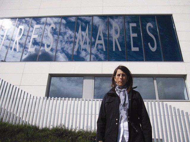 María José Barrio, De CCOO Cantabria