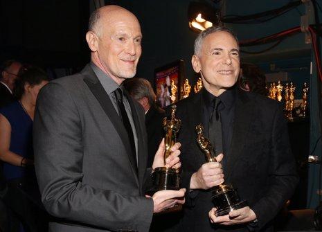 Craig Zadan y Neil Meron, productores de los Oscar