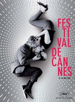 Póster festival de Cannes 2013