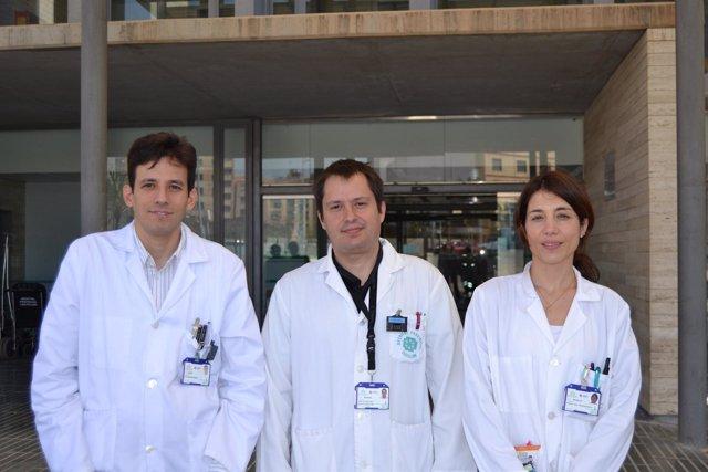 Radiofísicos y radioterapeutas del Consorcio Hospitalario Provincial de Castelló