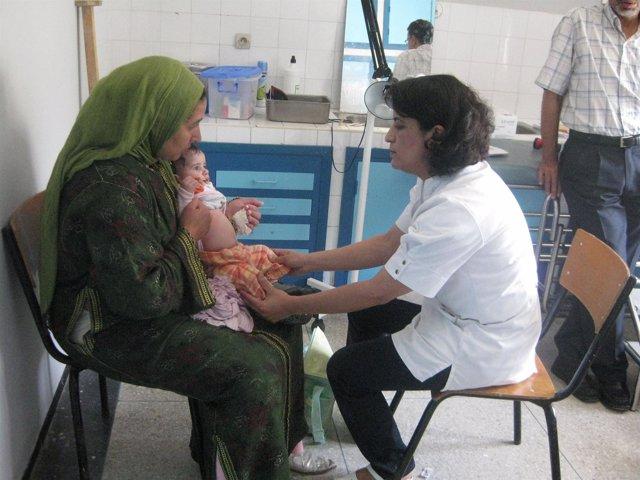 Proyecto de Enfermeras para el Mundo en Taroudant (Marruecos)