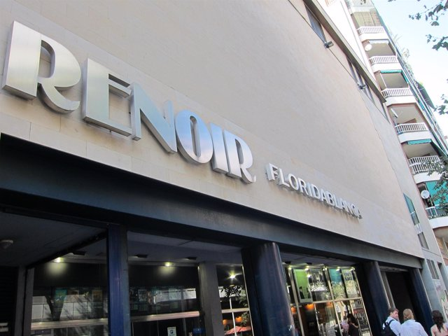 Cines Renoir Floridablanca De Barcelona