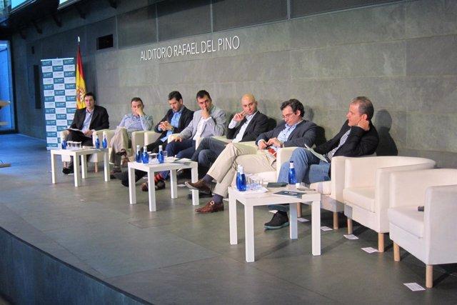Panel de expertos de la V edición de 'Start up Spain'