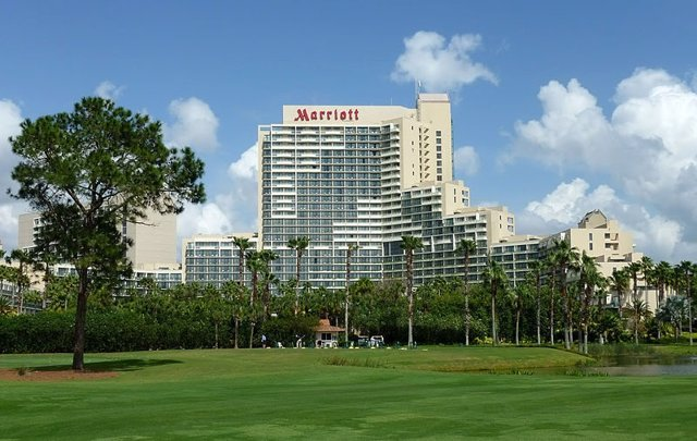 Hotel De Marriott En Orlando