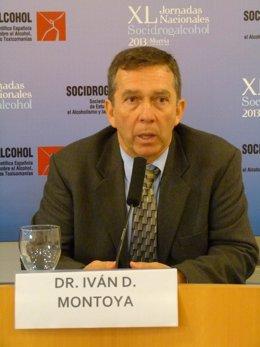 El doctor Iván Darío Montoya Bravo