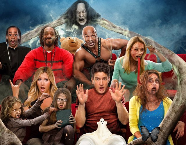 Scary Movie 5 la nueva entrega de la saga